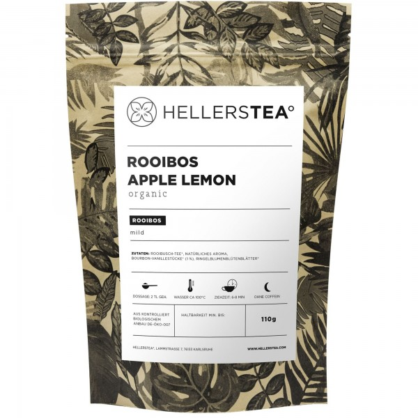 ROOIBOS APPLE LEMON